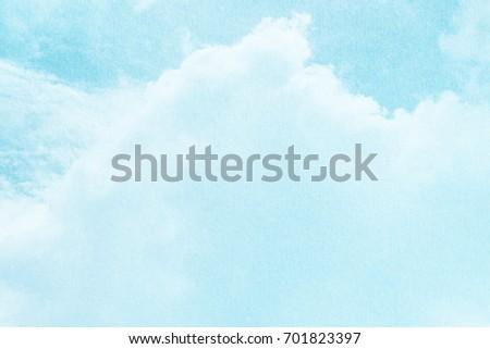 4a231addac Cloudscape Light Blue Gradient Color Grunge Stock Photo (Edit Now ...