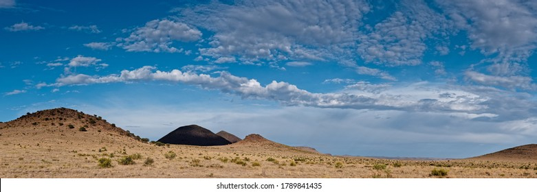 Cloudscape over the Hills of West Texas between Marfa and Fort Davis - Chihuahuan Desert