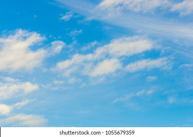 Cloudy Blue Skay