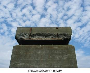cloudy bunker