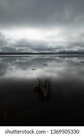 cloudy reflections, Freycinet
