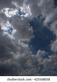 Cloudy Sky in the afternoon