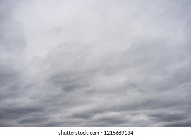 Cloudy sky with clouds