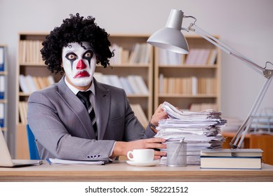 Weird Office Stock Photos 5