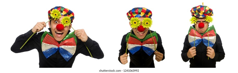 CLOWN BLUE DERBY HAT W//FLOWER HALLOWEEN ACCESSORIES CLOWNIN/' AROUND     2-6
