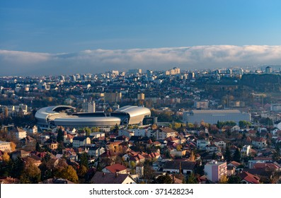 Cluj Napoca overview