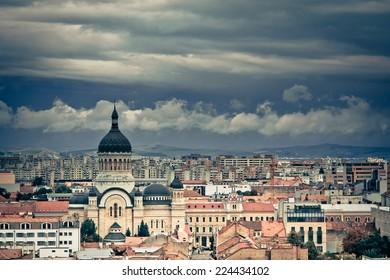 Cluj Napoca Skyline