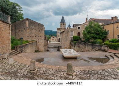 Cluny Abbey, is a former Benedictine monastery in Cluny, Burgundy, France