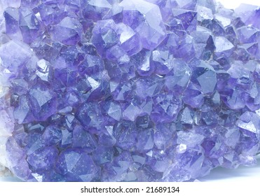 Cluster of Amethyst