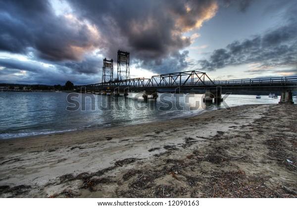 Clyde River Bridge