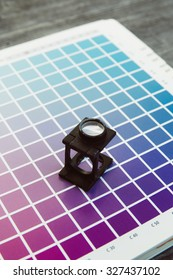 cmyk color management linen tester print office