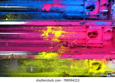 cmyk ink toner , copier machine toner