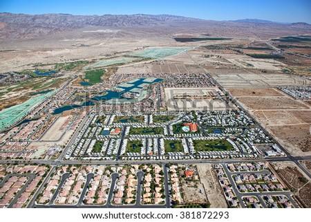 Coachella Valley and Indio