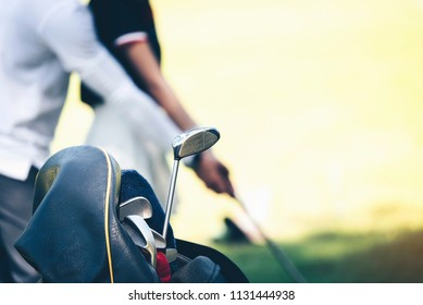 Coaches are teaching golfers to catch wood in the beginning to play golf.