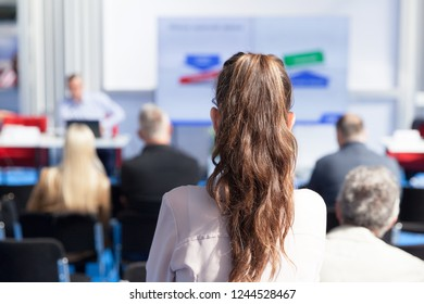 Coaching training or business conference