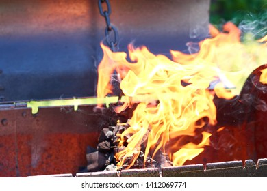 A Coal Burning Stove Images Stock Photos Vectors Shutterstock