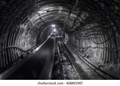 coal conveyor