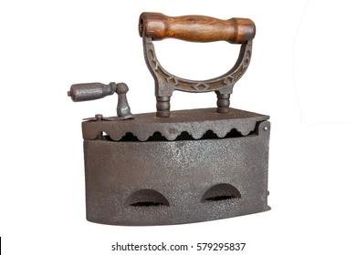 Coal fired Iron