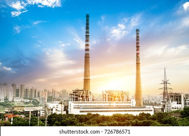 Coal - fired power plants in China