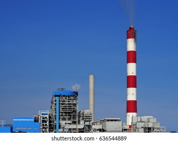 Coal fired thermal power plant
