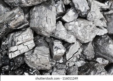 coal heap