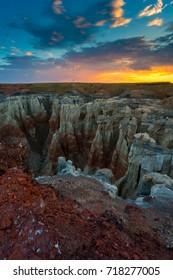 Coal Mine Canyon in Arizona