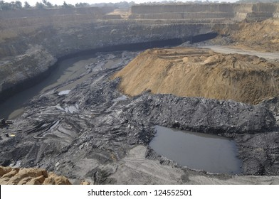 Coal Mine Landscape