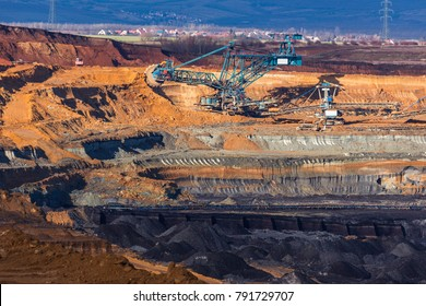 coal mine opencast mining and blue mining machinery