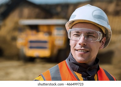 Coal mining wokrer