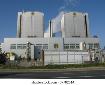 Coal power station  produces electricity by burning coal but has the side-effect of producing a large amount of carbon dioxide, which is released from burning coal and contributes to global warming