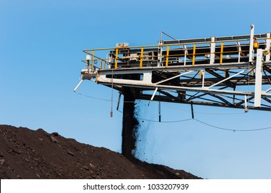 Coal stacker and Coal Reclaimer are mining machinery, or mining equipment in the mining industry that large or huge machine used in bulk material handling in stockpile as the Coal Production.