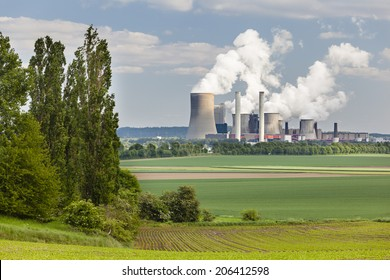 Coal-fired Power Plant Images, Stock Photos & Vectors