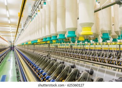 Coarse cotton factory in spinning production line and a rotating machinery and equipment production company