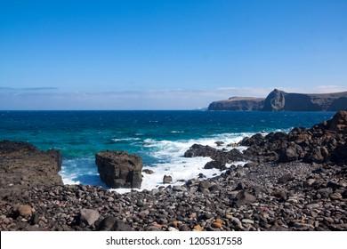 Coast of Agaete, Gran Canaria