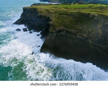 Coast of Ajo, Cantabria, Spain