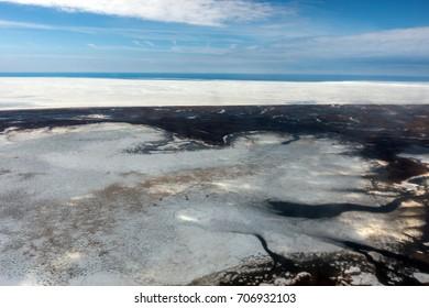Coast of the Arctic Sea, Yamal