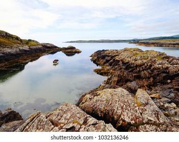 coast bay scenic seascape county cork republic of ireland eu europe