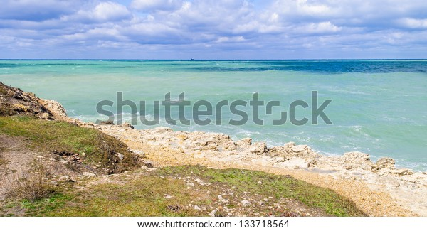 Coast of the Chersonesus and the Black Sea.