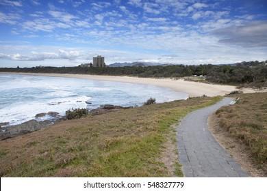 Coast Coffs Harbour in Australia