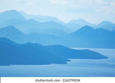 Coast of Croatia near Dubrovnik