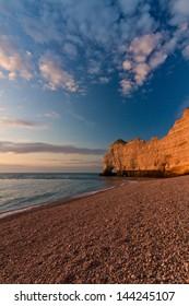 Coast of Etretat (Ã?Â?tretat)