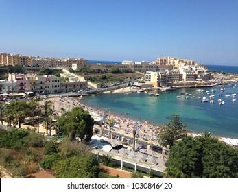 coast malta st. julians
