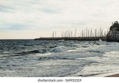 Coast of the Mediterranean Sea, Spain