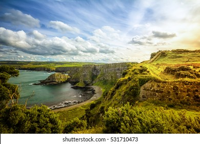 Coast of Northern Ireland