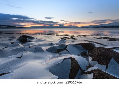 Coast of the Norwegian Sea