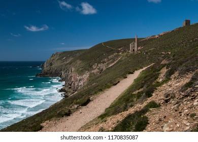 Coast Path in Cornwall