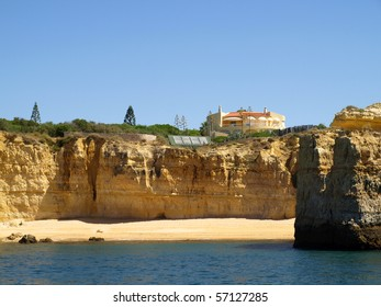 Coast in Portugal, Algarve
