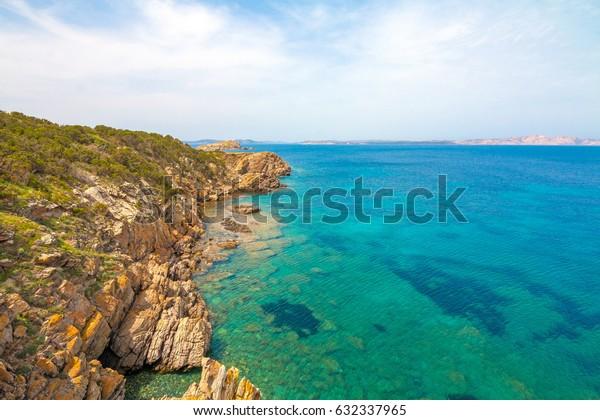Coast of Sardinia - Vacation in Italy