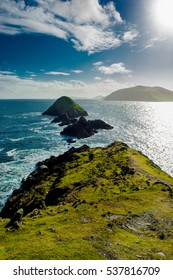 Coast Of Slea Head in Kerry In Ireland