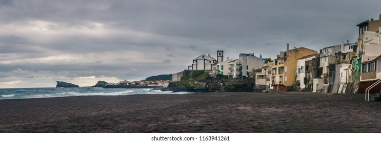 Coast of Soa Roque, Azores Portugal